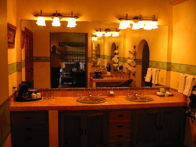 mexican bathroom styles