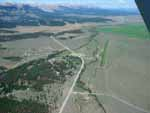 Smiley Creek Airstrip, Idaho